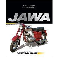 Jawa: Cestovní a sportovní motocykly, automobily - Kniha
