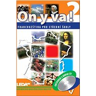 ON Y VA! 2 Sada pracovních sešitů + CD - Kniha