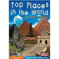 Top Places in the World: Anglicko české zrcadlové texty - Kniha