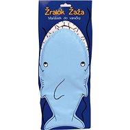 Žralok Žaža: Maňásek do vaničky s knížkou - Kniha