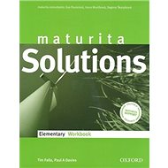 Maturita Solutions Elementary Workbook Czech edittion - Kniha