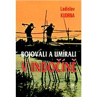 Bojovali a umírali v Indočíně - Kniha