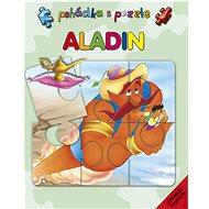 Aladin: Pohádka s puzzle - Kniha