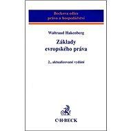 Základy evropského práva: 2. aktualizované vydání