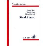 Římské právo: Právnické učebnice - Kniha