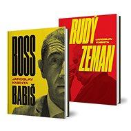 Balíček knih Boss Babiš a Rudý Zemně - Kniha