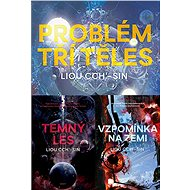 Balíček brožovaných knih z trilogie Vzpomínka na Zemi - Kniha