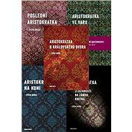 Balíček knih z humorné série Aristokratka - Kniha