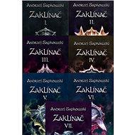 Zaklínač komplet brožovaná série - Kniha