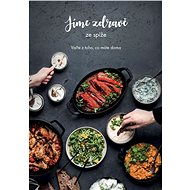 Kniha Jíme zdravě ze spíže - Kniha