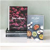 Balíček pěti kuchařek Jíme zdravě za výhodnou cenu - Kniha