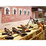 Střelba z armádních pušek - Tištěný voucher