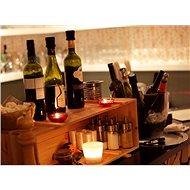 Allegria Pravá Itálie – 5chodové menu s lahví vína - Voucher - gurmánský zážitek