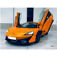 Allegria Jízda v McLaren 570 S - Voucher - zážitková jízda