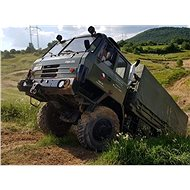 Allegria Ride with Tatra 815 VVN Military Vehicle (Voucher) - Voucher – Thrill Drive