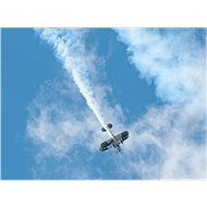 Akrobatický let v závoďáku Eagle - Tištěný voucher