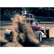 Jízda v závodní Buggy - 5 kol