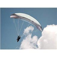 Paragliding – tandemový let Exclusive se záznamem - Tištěný voucher