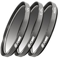 Fomei Filtr Kit 58mm (UV, CPL, ND4) - UV filtr