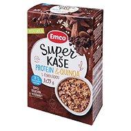 EMCO Super Kaše protein&quinoa s čokoládou 14 × (3 × 55 g) - Müsli