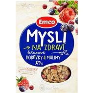 EMCO Mysli borůvka/malina 14 × 375 g - Müsli