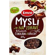 EMCO Mysli čokoládovo-ořechové 14 × 375 g - Müsli