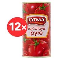 OTMA Rajčatové pyré 12 × 190 g