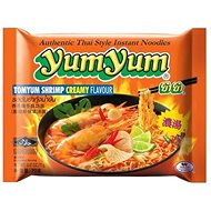 YUM YUM Instantní nudlová polévka Tom Yum Creamy 70 g - Polévka