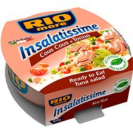 RIO MARE Insalatissime Tuňákový salát s kuskusem 160 g