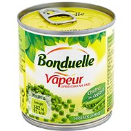 BONDUELLE Vapeur Fine Peas 160g - Canned Vegetable