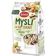 EMCO Mysli sypané ořechy 750 g - Müsli