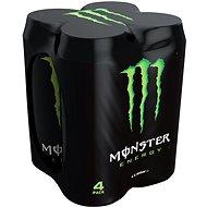 MONSTER Energy energetický nápoj 4 × 500 ml - Energetický nápoj