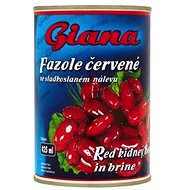 GIANA Red Kidney Beans in Sweet Salty Pickle 425ml - Canned Vegetable