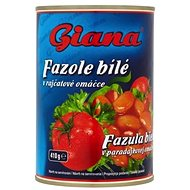 GIANA White Beans in Tomato Sauce  425ml - Canned Vegetable