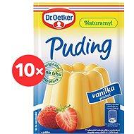 DR.OETKER Naturamyl puding vanilkový 10 × 37 g - Puding