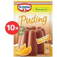 DR.OETKER Naturamyl Puding čokoládový 10 × 40 g - Puding