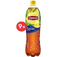 LIPTON Lemon 9 × 1,5 l - Ledový čaj