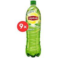 LIPTON Green Tea 9 × 1,5 l - Ledový čaj