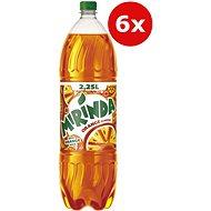 MIRINDA Orange 6 × 2,25 l - Limonáda