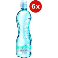 Aquila still baby Sport 6x0.75l PET - Spring Water