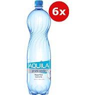 Aquila still baby 6x1,5l PET - Spring Water