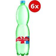 Mattoni still 6x1,5l PET - Spring Water