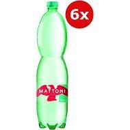 MATTONI Fine 6× 1.5l - Mineral Water