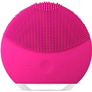 FOREO LUNA Mini 2 facial cleansing brush, Fushia - Skin Cleansing Brush