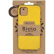 Forever Bioio pro iPhone 11 Pro Max žlutý - Kryt na mobil