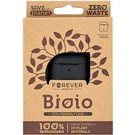 Forever Bioio pro AirPods černé - Pouzdro na sluchátka