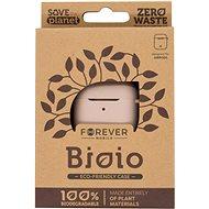 Forever Bioio pro AirPods růžové - Pouzdro na sluchátka