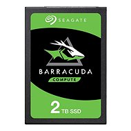 Seagate BarraCuda SSD 2TB - SSD disk