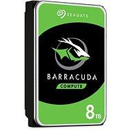 Seagate BarraCuda 8TB - Pevný disk