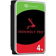 Seagate IronWolf Pro 4TB - Pevný disk